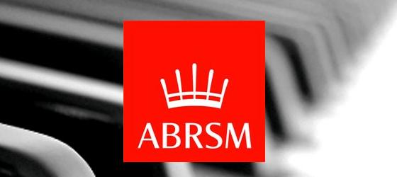2016 ABRSM Exam Entry Period