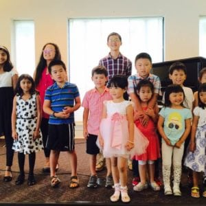 2016 Music Appreciation and Group Recital