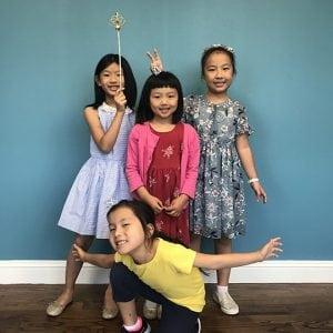Musical Drama Summer Camp — June 25 – 29, 2018