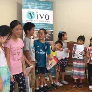 Vivace Summer Music Institute