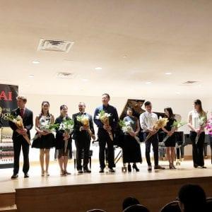 2018 Teachers' Recital – October 20th.