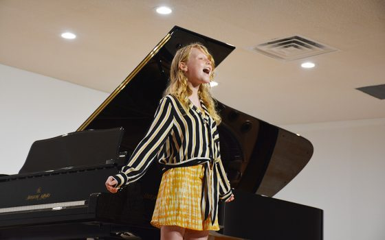 2019 Spring Recital – May 18th.